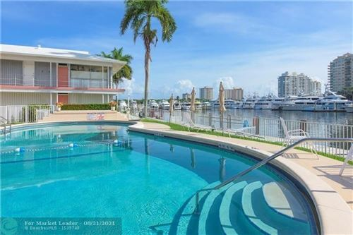 Photo of 2700 Yacht Club Blvd #7G, Fort Lauderdale, FL 33304 (MLS # F10297729)
