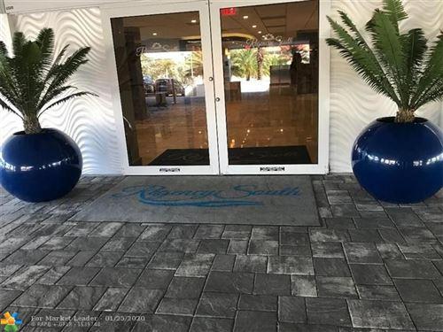 Photo of 3750 Galt Ocean Dr #403, Fort Lauderdale, FL 33308 (MLS # F10212730)