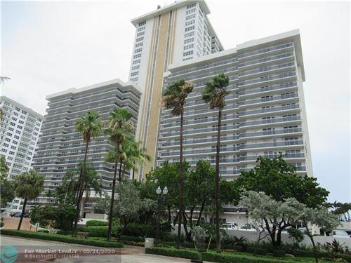 Tiny photo for 3500 Galt Ocean Dr #1216, Fort Lauderdale, FL 33308 (MLS # F10229730)