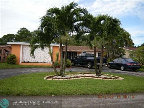 Photo of 8420 SOUTHAMPTON DR, Miramar, FL 33025 (MLS # F10305730)