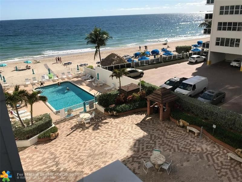 Photo of 3750 Galt Ocean Dr #403, Fort Lauderdale, FL 33308 (MLS # F10212730)