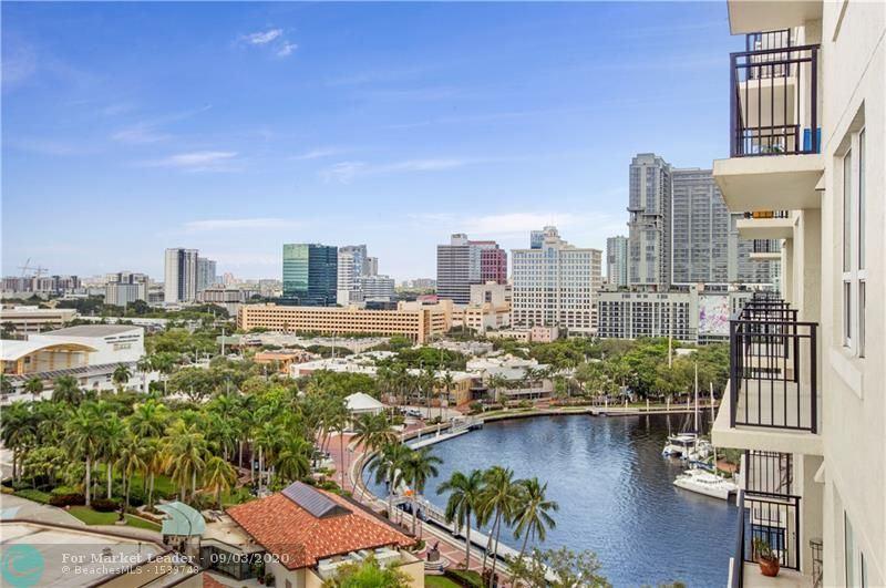Photo for 610 W Las Olas Blvd #1415N, Fort Lauderdale, FL 33312 (MLS # F10215730)