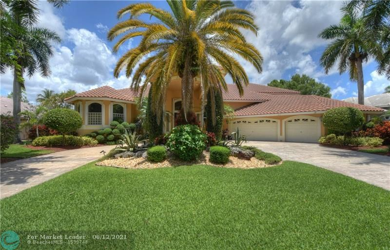 12117 NW 9th Pl, Coral Springs, FL 33071 - #: F10287730