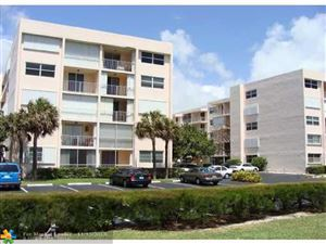 Photo of 2929 S OCEAN BL #105, Boca Raton, FL 33432 (MLS # F10149731)