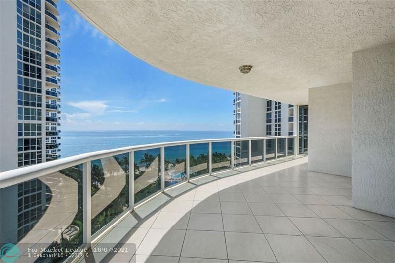 Photo of 3100 N Ocean Blvd #1201, Fort Lauderdale, FL 33308 (MLS # F10303731)