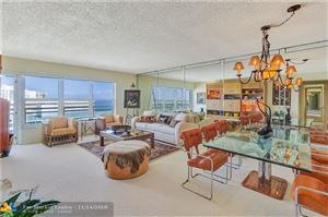 Photo of 3900 Galt Ocean Drive #2114, Fort Lauderdale, FL 33308 (MLS # F10149732)
