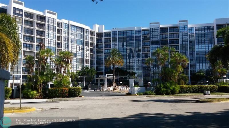Photo of 800 Parkview Dr #429, Hallandale, FL 33009 (MLS # F10260733)