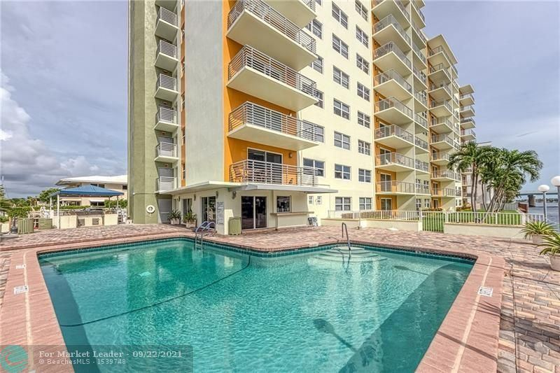 Photo of 2900 NE 30th St #4D, Fort Lauderdale, FL 33306 (MLS # F10301733)