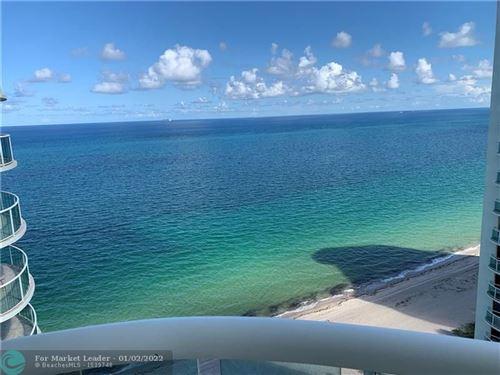 Photo of 3410 Galt Ocean Dr #1804n, Fort Lauderdale, FL 33308 (MLS # F10300734)