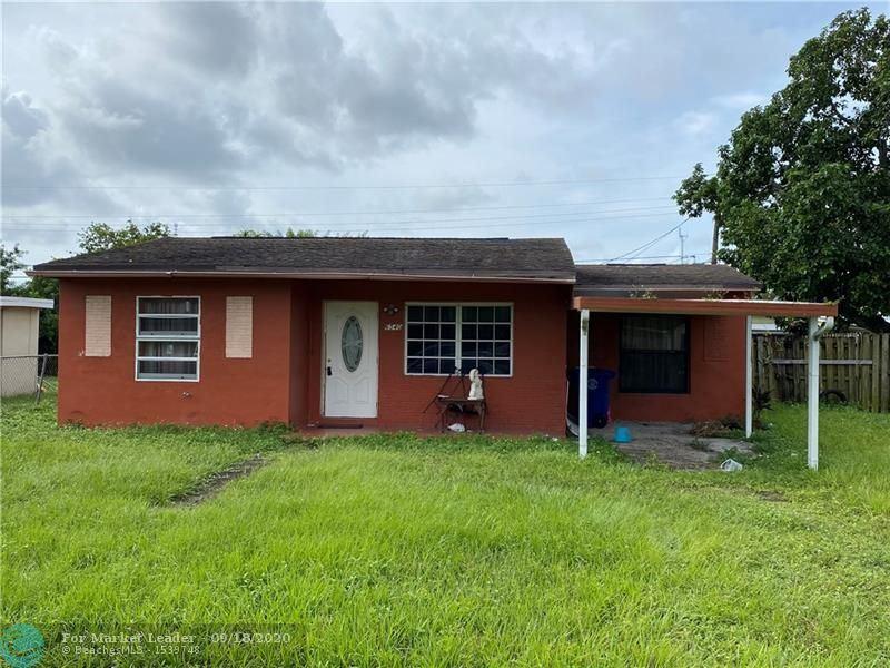 Photo of 6540 SW 22nd St, Miramar, FL 33023 (MLS # F10249734)