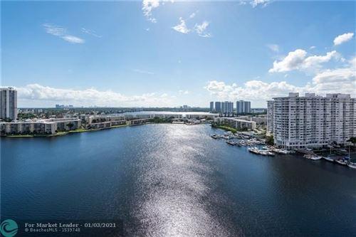 Photo of 2801 NE 183rd St #1717W, Aventura, FL 33160 (MLS # F10264735)