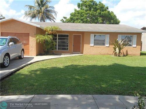 Photo of 9871 NW 3rd St, Pembroke Pines, FL 33024 (MLS # F10299735)