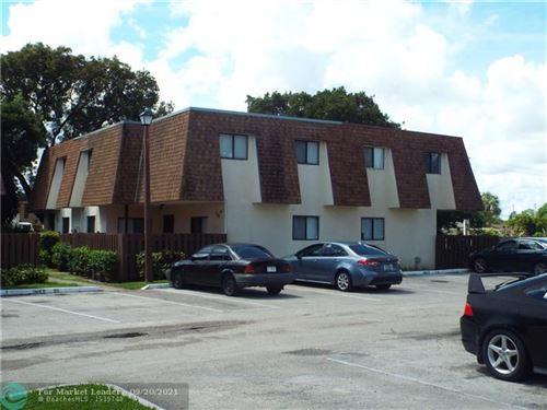 Photo of 121 San Remo Blvd #121, North Lauderdale, FL 33068 (MLS # F10300735)