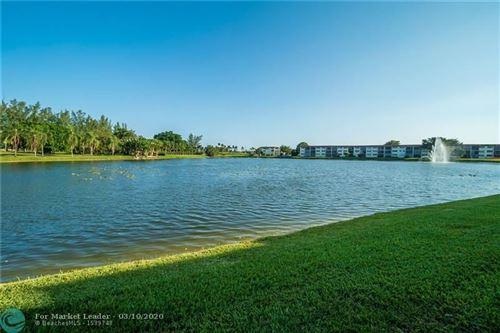 Photo of 9400 N Hollybrook Lake Dr #307, Pembroke Pines, FL 33025 (MLS # F10220736)