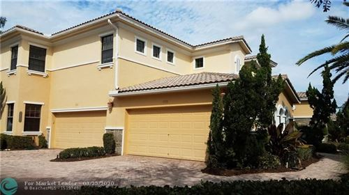 Photo of 7535 Old Thyme Ct, Parkland, FL 33076 (MLS # F10222736)