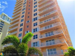 Photo of 3850 Galt Ocean Dr #1104, Fort Lauderdale, FL 33308 (MLS # F10174737)