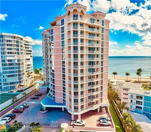 Foto de inmueble con direccion 1460 S Ocean Blvd #503 Lauderdale By The Sea FL 33062 con MLS F10214737
