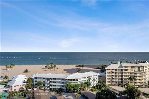 Photo of 1900 S Ocean Dr #1209, Fort Lauderdale, FL 33316 (MLS # F10266737)
