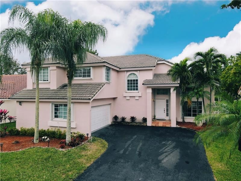 527 Water Pt, Weston, FL 33326 - #: F10271737