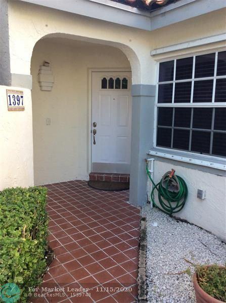 1397 Cottonwood Cir, Weston, FL 33326 - #: F10258738