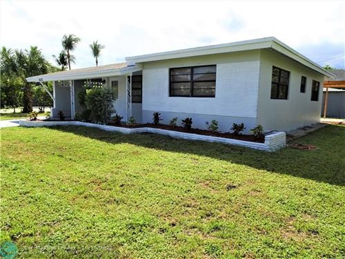 Photo of 4303 NW 5th Ave, Oakland Park, FL 33309 (MLS # F10304739)