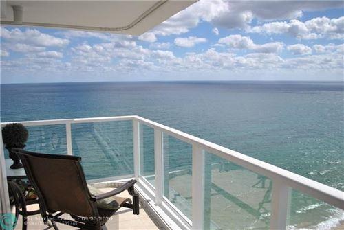 Photo of 1360 S Ocean Blvd, Pompano Beach, FL 33062 (MLS # F10250740)