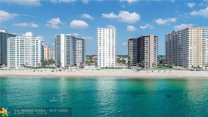 Photo of 3750 Galt Ocean Dr #PH2005, Fort Lauderdale, FL 33308 (MLS # F10211740)