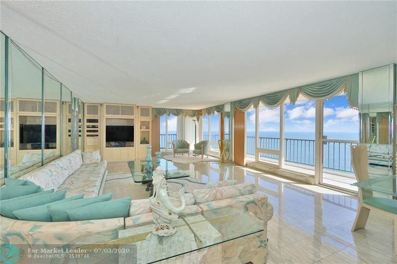 Photo of 4280 Galt Ocean Dr #20P, Fort Lauderdale, FL 33308 (MLS # F10236740)