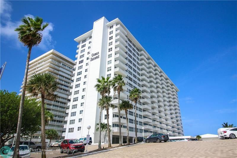 Photo of 4010 Galt Ocean Dr #501, Fort Lauderdale, FL 33308 (MLS # F10240740)