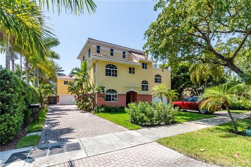 Photo of 1636 NE 5th Ct #1636, Fort Lauderdale, FL 33301 (MLS # F10280740)