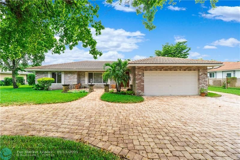 2098 NW 102nd Ter, Coral Springs, FL 33071 - #: F10300740