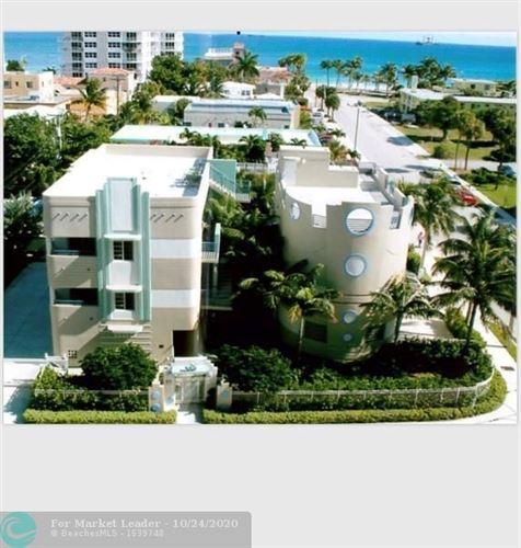 Photo of 220 N BIRCH RD #2A, Fort Lauderdale, FL 33304 (MLS # F10213741)