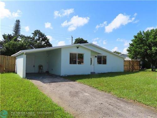 Photo of 6898 NW 12th St, Plantation, FL 33313 (MLS # F10255741)