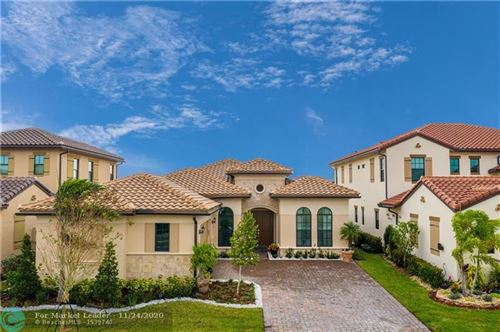 Photo of 11960 Watermark Way, Parkland, FL 33076 (MLS # F10259741)