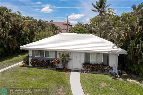 Photo of 4524 Seagrape Dr, Lauderdale By The Sea, FL 33308 (MLS # F10284741)