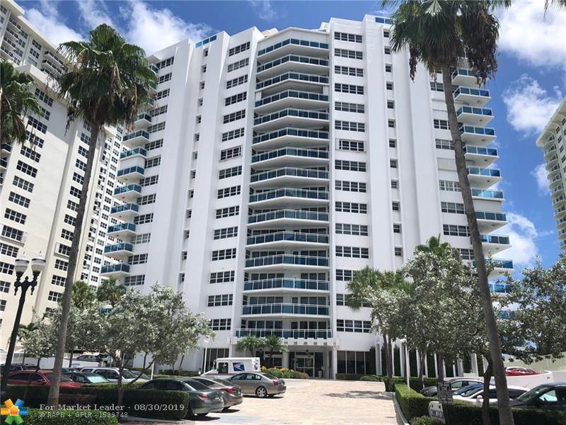 Photo of 3430 GALT OCEAN DR #501, Fort Lauderdale, FL 33308 (MLS # F10190741)