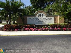 Photo of 705 NW 91st Ter #705, Plantation, FL 33324 (MLS # F10183742)