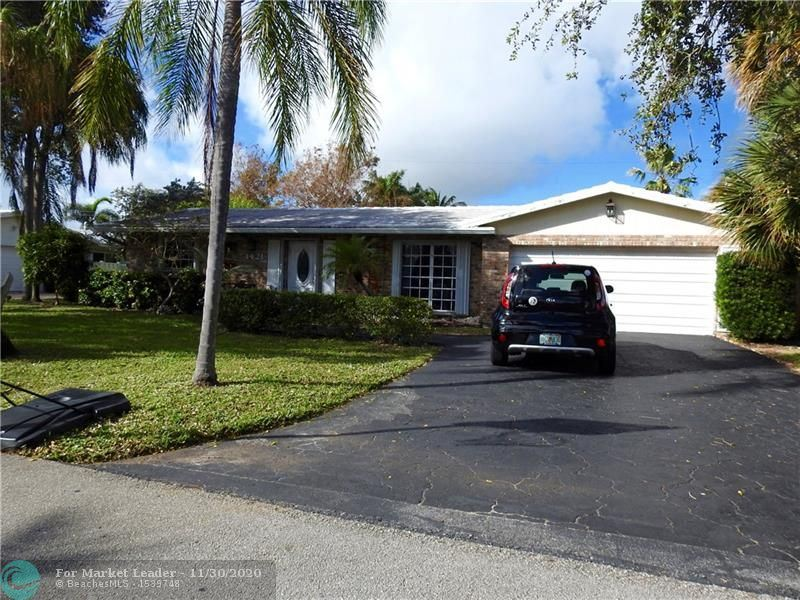 Photo of 4421 NE 27th Ter, Lighthouse Point, FL 33064 (MLS # F10259742)