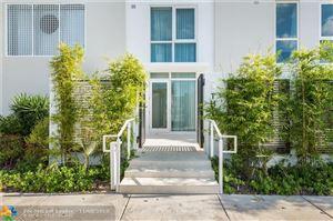 Photo of 401 N Birch #TH1, Fort Lauderdale, FL 33304 (MLS # F10147743)
