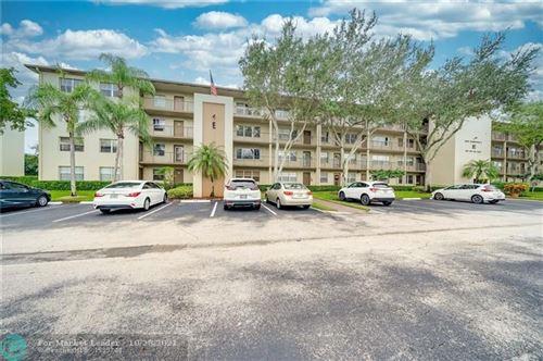 Photo of 300 SW 134th Way #403E, Pembroke Pines, FL 33027 (MLS # F10305743)