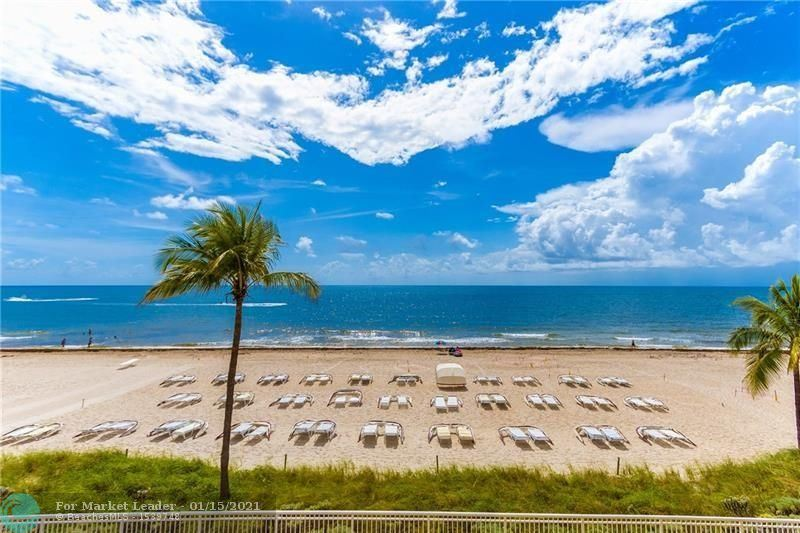 Photo of 3850 Galt Ocean Dr #1211, Fort Lauderdale, FL 33308 (MLS # F10266743)