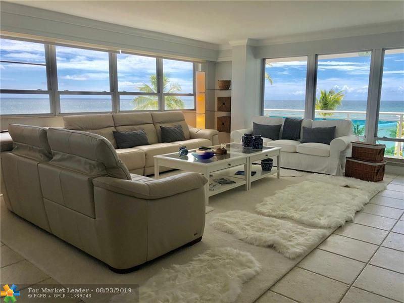 Photo of 3430 Galt Ocean Dr #407, Fort Lauderdale, FL 33308 (MLS # F10190745)