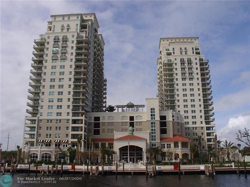 Photo of 610 W Las Olas Blvd #1120N, Fort Lauderdale, FL 33312 (MLS # F10232745)
