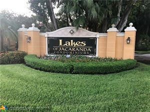 Foto de inmueble con direccion 10717 Cleary Blvd #202 Plantation FL 33324 con MLS F10189746