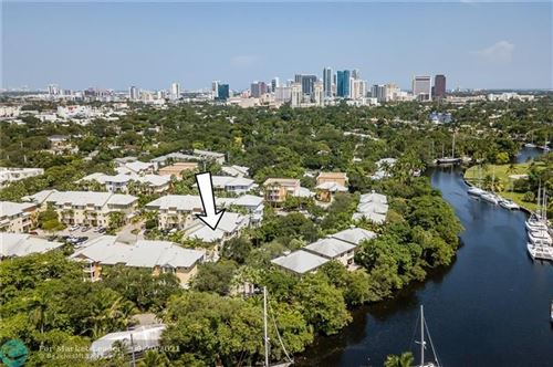 Photo of 1347 SW 4th Ct #1347, Fort Lauderdale, FL 33312 (MLS # F10300746)