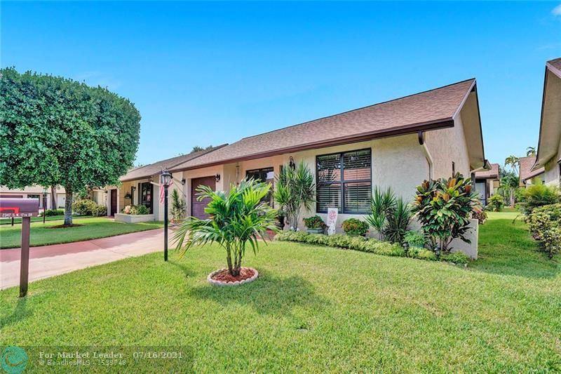 Photo of 2347 SW 17th Dr, Deerfield Beach, FL 33442 (MLS # F10292746)
