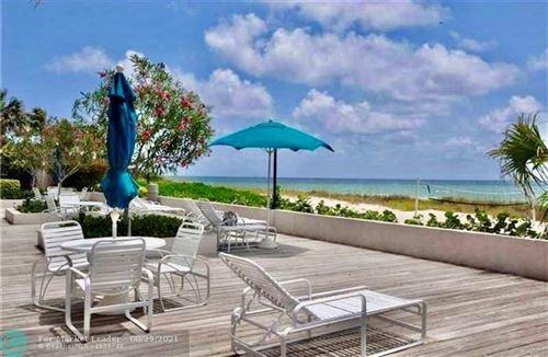 Photo of 1800 S OCEAN BL #1109, Lauderdale By The Sea, FL 33062 (MLS # F10298747)