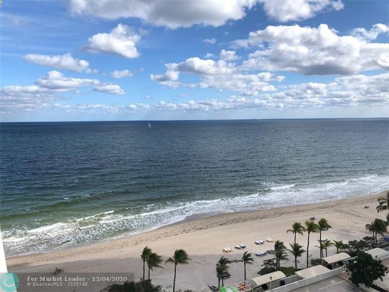 Photo of 3550 Galt Ocean Dr #1103, Fort Lauderdale, FL 33308 (MLS # F10258748)