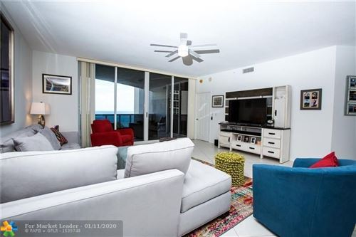Photo of 3100 N Ocean Blvd #903, Fort Lauderdale, FL 33308 (MLS # F10210749)