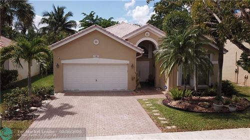 Photo of 140 SW 167th Ave, Pembroke Pines, FL 33027 (MLS # F10223749)